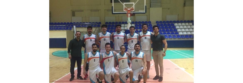 Teknoloji Fakültesi Basketbol takımı Final'de İİBF'yi yenerek şampiyonluğunu ilan etti.