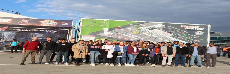 Motorlu Sporlar Kulübü Teknofest Gezisi (21.09.2019)